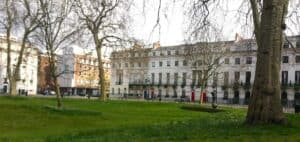 photo of Fitzroy Square