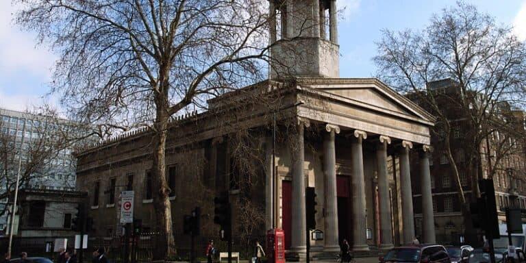 Photo of St Pancras New Church