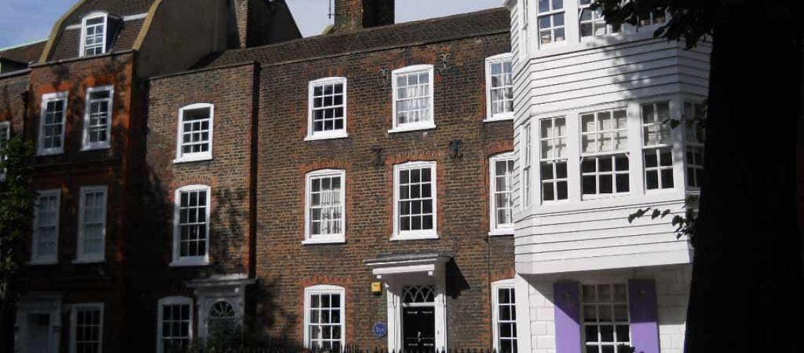 Church Row, Hampstead