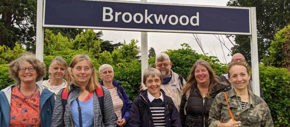 Group photograph, (c) Chris Burton, 2021